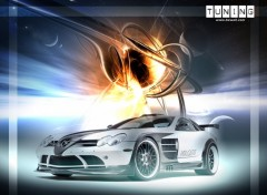 Wallpapers Cars Tuning mercedes
