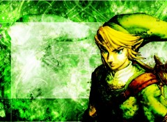 Wallpapers Video Games Zelda Tribal smudge