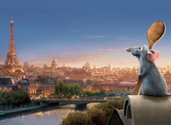 Wallpapers Cartoons Ratatouille