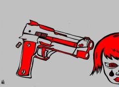 Fonds d'écran Art - Crayon Saaad