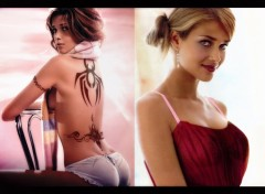 Wallpapers Celebrities Women ana beatriz barros