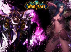 Wallpapers Video Games elf de la nuit smudge 2
