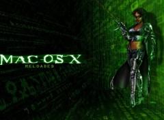 Fonds d'écran Informatique Mac OSX Reloaded