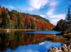 Fonds d'écran Nature Adirondacks