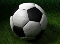 Wallpapers Digital Art Soccer Ball