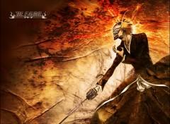 Fonds d'écran Manga Inferno