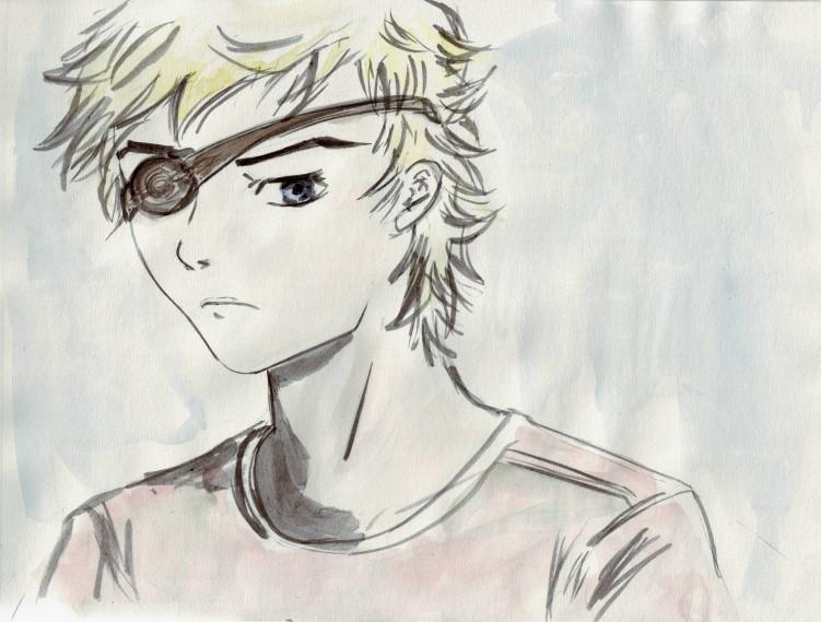 Fonds d'écran Art - Peinture Manga Soichiro Nagi