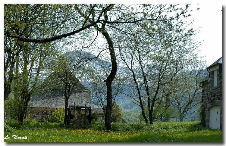 Wallpapers Trips : Europ France > Auvergne Ferme du Cantal