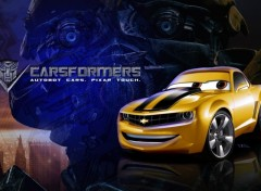 Wallpapers Cartoons Carsformers