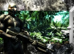 Wallpapers Video Games Crysis Jungle