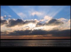 Fonds d'écran Nature Lever de Soleil à Saint Nazaire