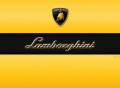 Fonds d'écran Voitures Logo Lamborghini