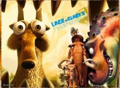 Fonds d'écran Dessins Animés L'age de glace 3