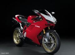 Fonds d'écran Motos Ducati 1098 R