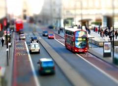 Fonds d'écran Voyages : Europe Londres - Effet Bokeh