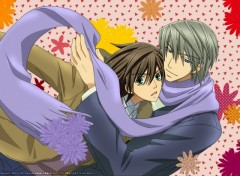 Fonds d'écran Manga masaki et usagi