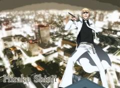 Fonds d'écran Manga Bleach - Hirako Shinji