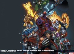 Wallpapers Comics age of apocalypse