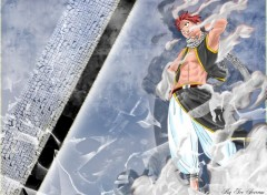 Fonds d'écran Manga Natsu