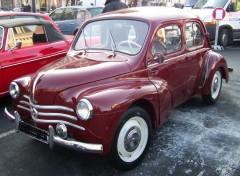 Fonds d'écran Voitures Renault 4 CV