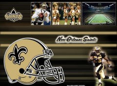 Wallpapers Sports - Leisures New Orleans SAINTS