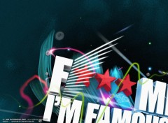 Wallpapers Music F*** i'm famous0001