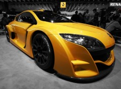 Wallpapers Cars Renault Megane 3 Trophy