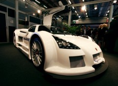 Fonds d'écran Voitures Gumpert Apollo