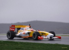 Wallpapers Sports - Leisures Renault F1