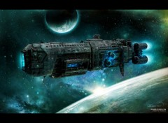 Wallpapers Fantasy and Science Fiction Machine de Guerre Futuriste