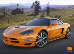 Wallpapers Cars Dodge EV 2009
