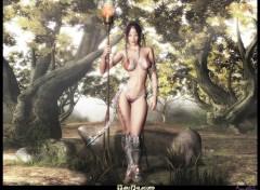 Fonds d'écran Erotic Art Tari felagund