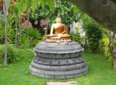 Fonds d'écran Voyages : Asie Temple bouddhiste de Brahma Vihara-Arama (île de Bali)