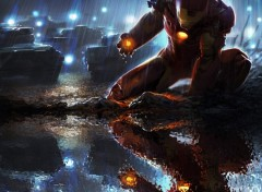 Wallpapers Video Games Iron man action