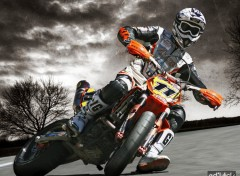 Wallpapers Motorbikes Lionel Deridder #11 World championship S2