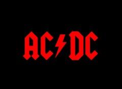 Fonds d'écran Musique ACDC Logo