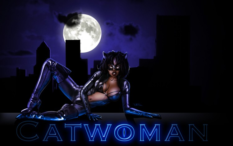 Wallpapers Comics Catwoman Catwoman