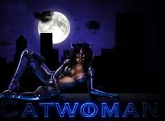 Fonds d'écran Comics et BDs Catwoman