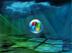 Fonds d'écran Informatique Logo de windows_modifié-2