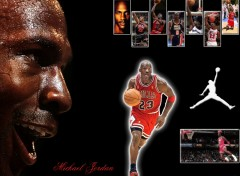 Wallpapers Sports - Leisures Mickael Jordan