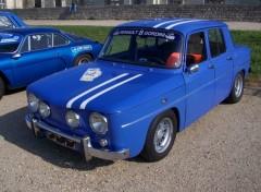 Fonds d'écran Voitures Renault R8 Gordini