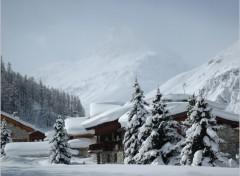 Fonds d'écran Nature Paysage de montagne