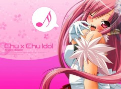 Fonds d'écran Manga ChuXChu Idol