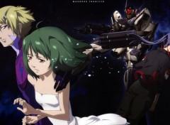 Fonds d'écran Manga Macross Frontier Tears