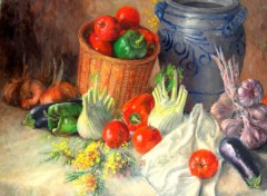 Wallpapers Art - Painting coin de cuisine