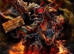 Fonds d'écran Jeux Vidéo Darksiders: Wrath of War