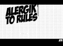 Wallpapers Digital Art Allergic to rules