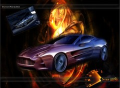 Fonds d'écran Voitures Aston martin