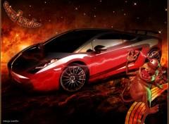 Fonds d'écran Art - Numérique Lamborghini