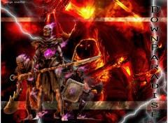 Fonds d'écran Fantasy et Science Fiction 3 mort